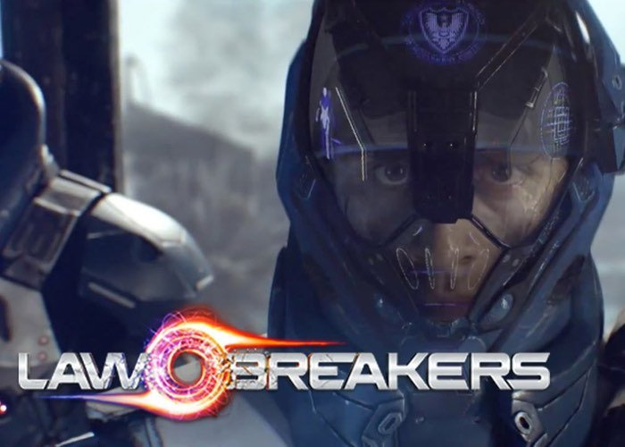 22 Minute Lawbreakers Gameplay Trailer Published From Pax (video)