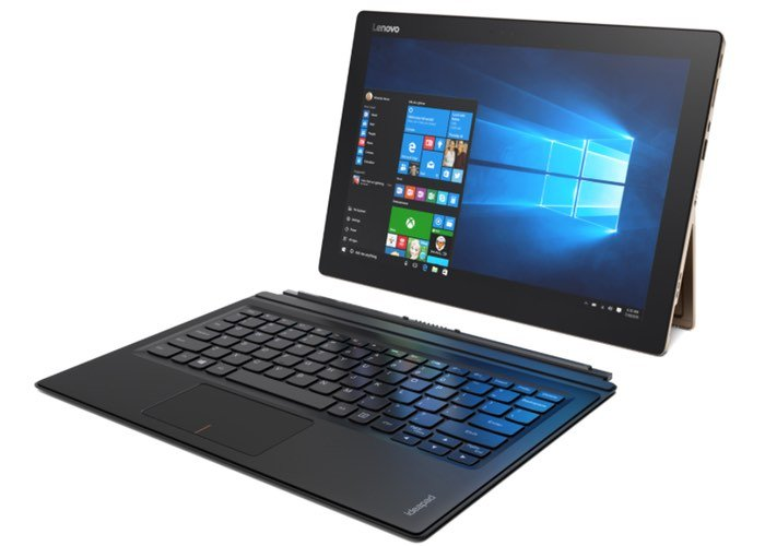 Lenovo Miix 700 Windows 10 Hybrid Laptop Launches From $699
