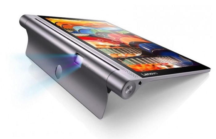 Lenovo Yoga Tab 3 Pro With Built In Projector Launching From €299