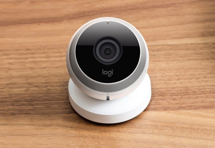 Logitech Logi Circle Camera Portable Security Camera