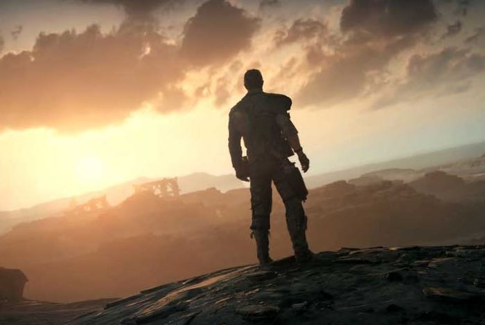20 Minutes Of Mad Max Gameplay From The PlayStation Underground (video)