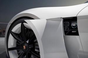 Porsche Mission E Concept Unveiled In Frankfurt (Video)