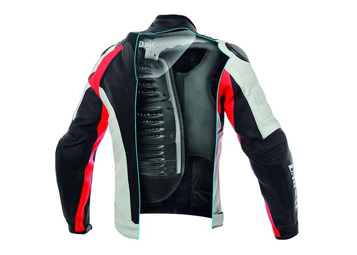 Ducati Motorcycle Airbag Jacket