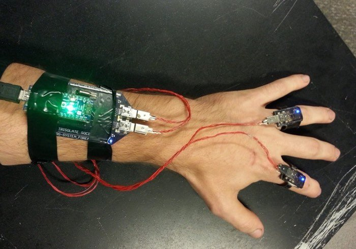 Mouse3 Gesture Control Input Device