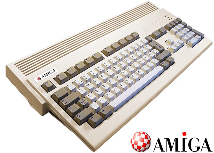 New AMIGA 1200 Keyboard Cases