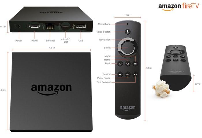 New Amazon Fire TV