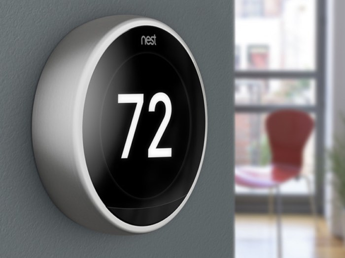New Nest Thermostat Features Bigger Screen, More Sensors And Farsight (video)
