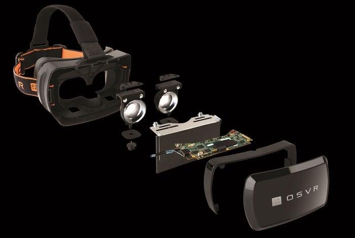 OSVR HDK v1.3 Virtual Reality Headset
