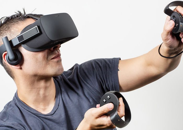 New VR Oculus Touch Controller Details Revealed