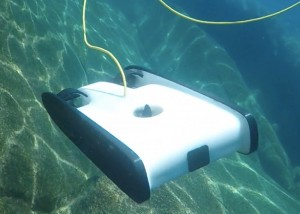 OpenROV Trident Underwater Drone Launches On Kickstarter (video)