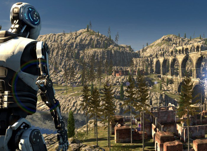 PS4 Talos Principle Deluxe Edition