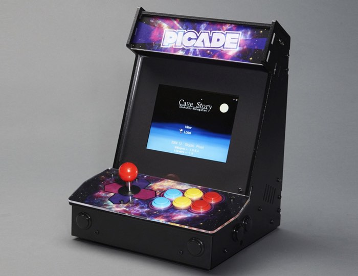 Raspberry Pi Pimoroni Picade Arcade Cabinet Kit Now Available From ...