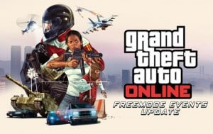 PlayStation 4 GTA Online Freemode Events Update Released (video)