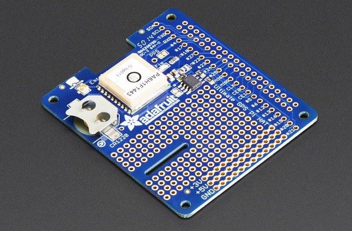 Raspberry Pi Dashcam Created Using GPS HAT