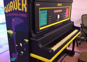 Raspberry Pi Used To Convert Upright Piano Into Loop Player (video)
