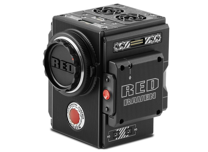 Red Raven Camera Launches From $5,950