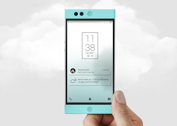 Robin Cloud Smartphone Unveiled By Nextbit (video)
