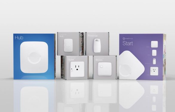 SmartThings New Smart Home Hub Starts Shipping For $99