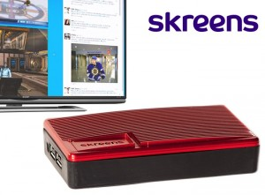 New Skreens Hardware Streams Multiple Sources Simultaneously With No Lag (video)