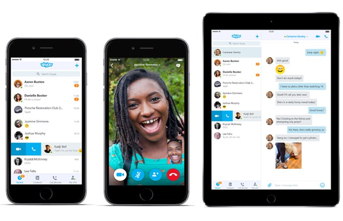 Skype 6.0 App For iOS And Android Brings New Design And Features