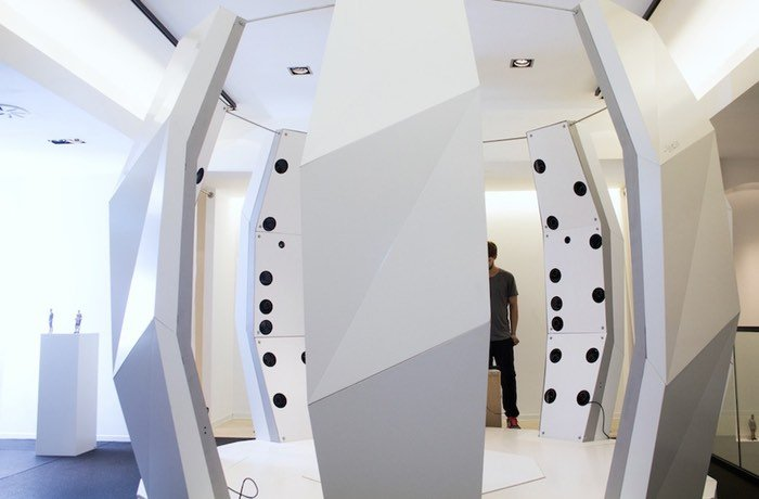 Specular 3D Scanning Booth
