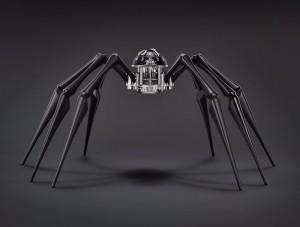 Arachnophobia Spider Clock Unveiled For $15,700