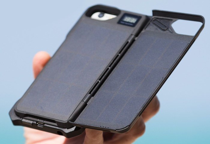 Sunny iPhone Solar Power Case Hits Kickstarter (video)