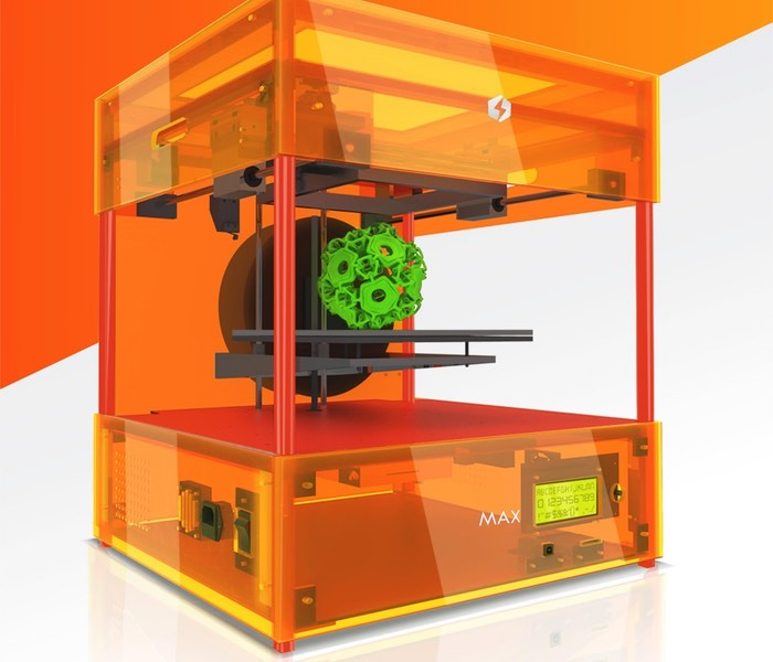 The Max Desktop 3D Printer