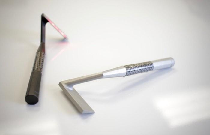 The Skarp Laser Razor