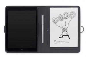Wacom Bamboo Spark Captures Ideas Both Digitally And Physically (video)