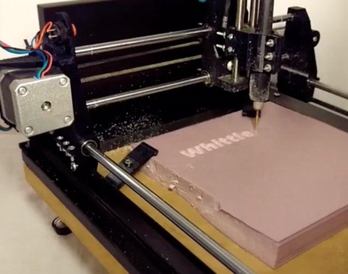 Whittle Desktop CNC machine