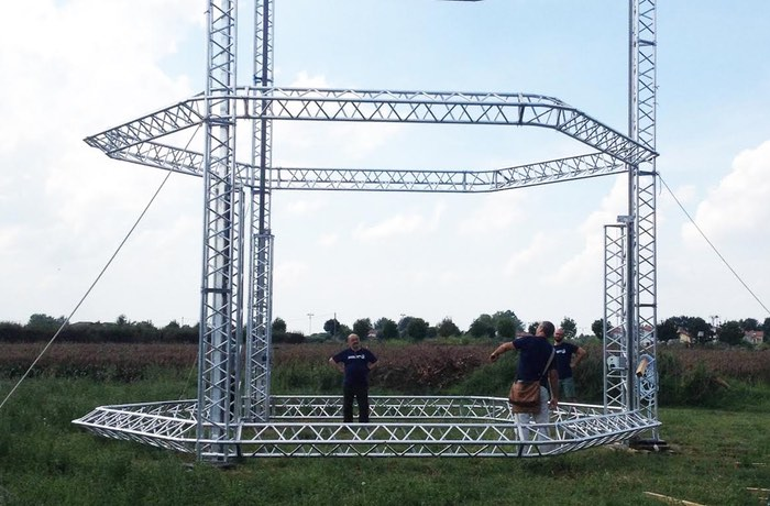 BigDelta The World's Largest Delta 3D Printer Unveiled To Print Houses