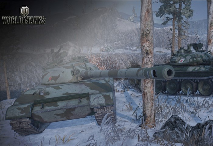 World Of Tanks Launching On PlayStation 4