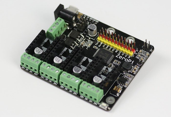 ZeroPi Arduino And Raspberry Pi Development Kit