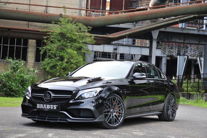 Brabus Mercedes C 63S