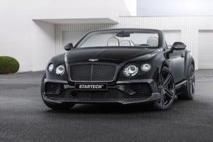 Brabus Startech Bentley Continental To Debut In Frankfurt