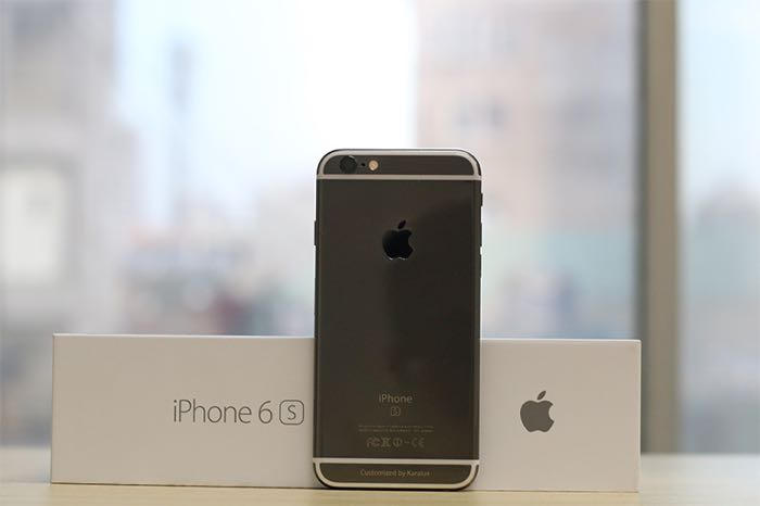 black gold iphone 6s