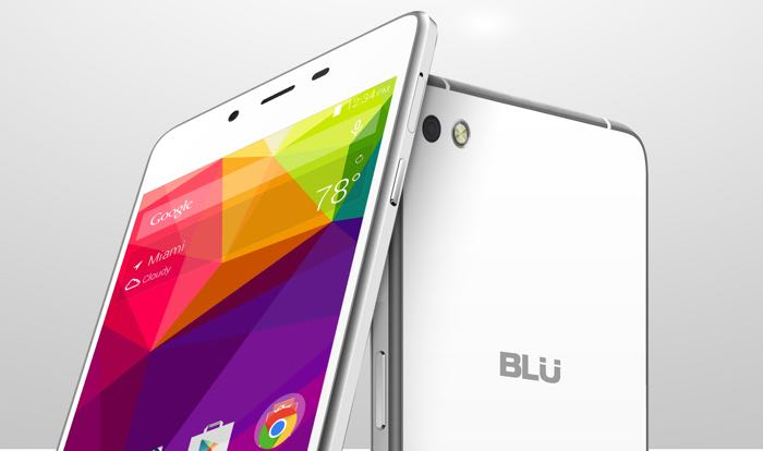 Blu Vivo LTE