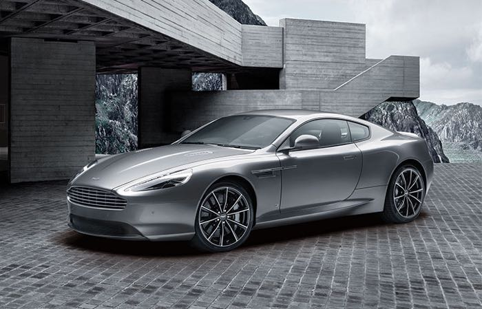 Aston Martin DB9 GT Bond Edition Announced