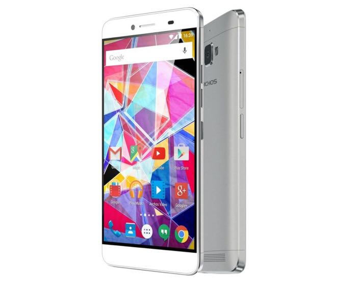 Archos Diamond Plus Android Smartphone Announced