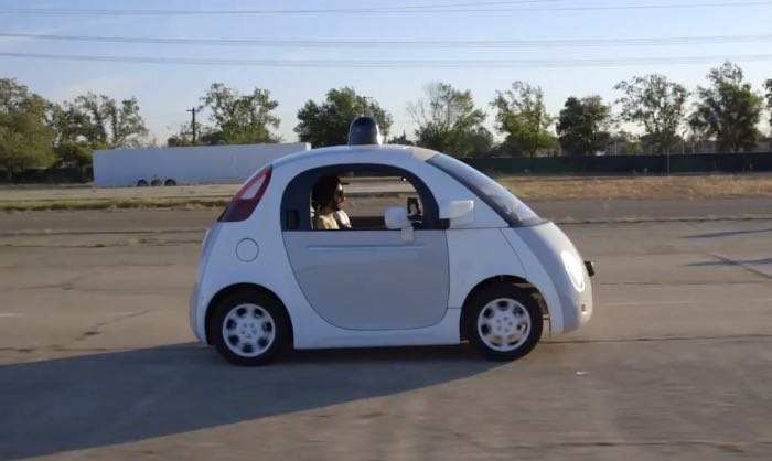 Google Self Driving Car Prototypes To Be Tested In Austin Soon