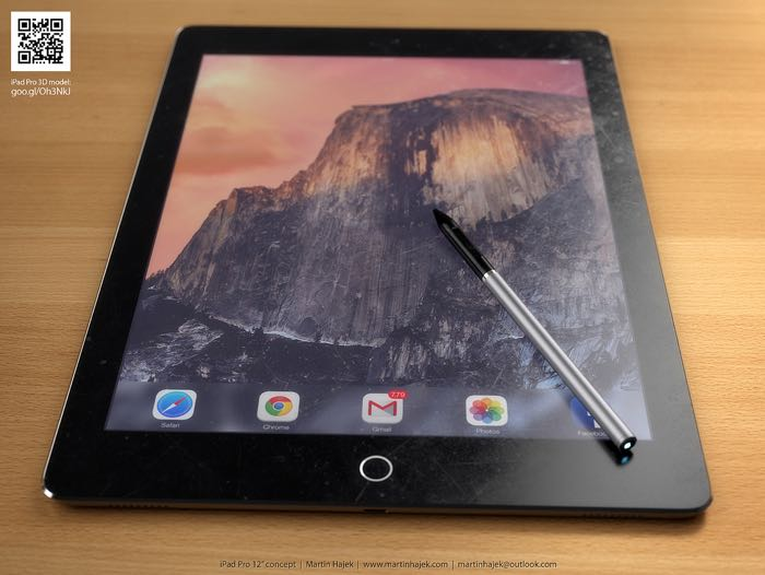 iPad Pro May Be Unveiled At Apple's Event Next Week