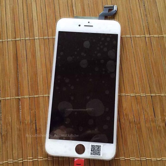 More iPhone 6S Display Photos Leaked