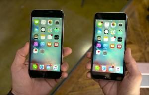 iPhone 6 vs iPhone 6S Plus (Video)
