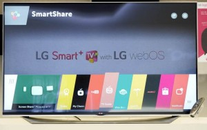 LG's Older Smart TVs Will Get webOS 2.0 Update
