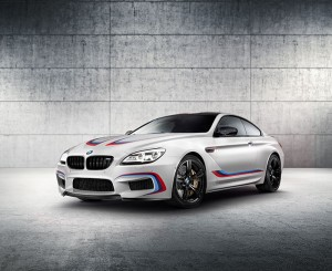 BMW M6 Coupe Competition Edition Packs 600hp