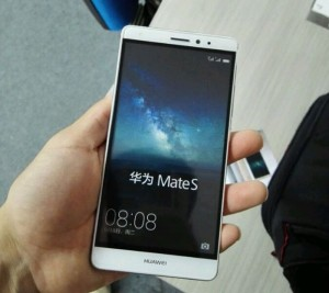 Huawei Mate S Poses For The Camera Ahead Of IFA Launch