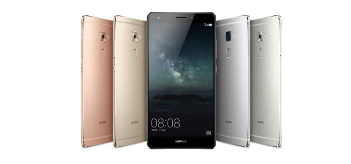 Huawei Mate S Gets Official With A 5.5-inch Display