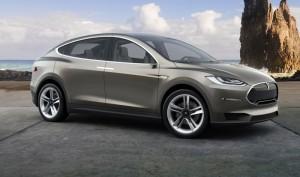 Tesla Model X Will Cost $132,000