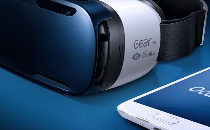 Gear VR Netflix